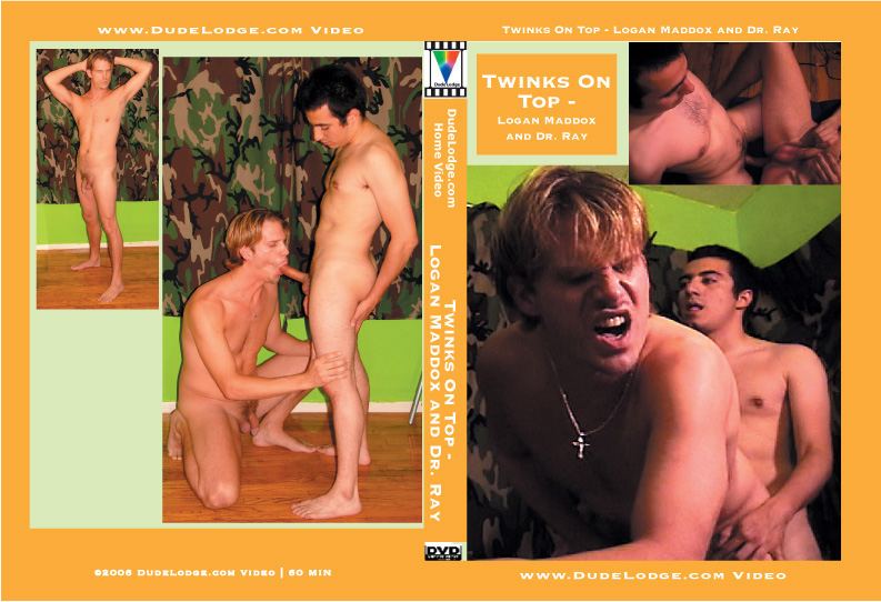 Twinks On Top - Logan Maddox and Dr Ray-gay-dvd