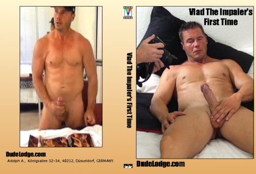 Vlad The Impaler's First Time-gay-dvd