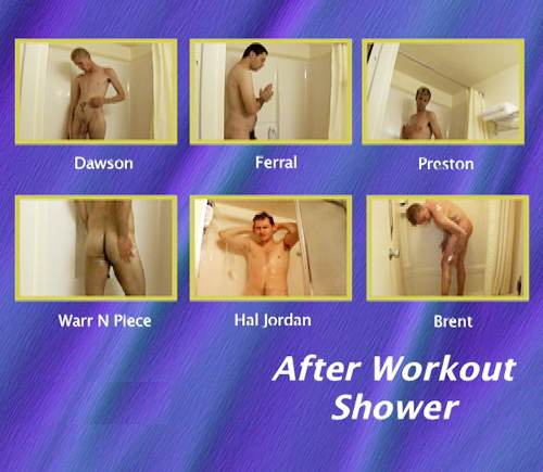 After-Workout-Shower-gay-dvd