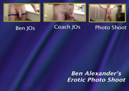 Ben-Alexander's-Erotic-Photo-Shoot-gay-dvd