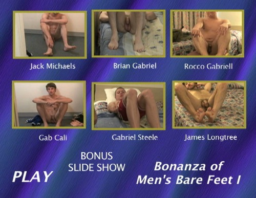 Bonanza-of-Men's-Bare-Feet-I-gay-dvd