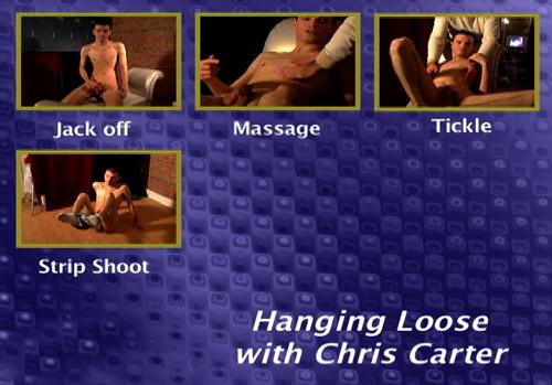 Hanging-Loose-With-Chris-Carter-gay-dvd