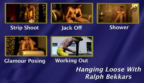Hanging-Loose-With-Ralph-Bekkars-gay-dvd