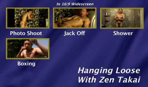 Hanging-Loose-With-Zen-Takai-gay-dvd
