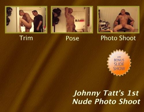 Johnny-Tatts'-1st-Nude-Photo-Shoot-gay-dvd