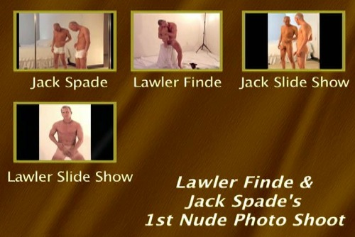 Lawler-Finde-&-Jake-Diamond's-1st-Nude-Photo-Shoot-gay-dvd