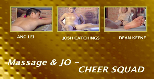 Massage-&-JO---Cheer-Squad-gay-dvd