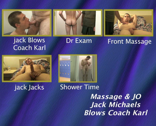 Massage-&-JO-Jack-Michaels-Blows-Coach-Karl-gay-dvd