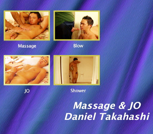 Massage-&-Jack-Off--Daniel-Takahashi-gay-dvd