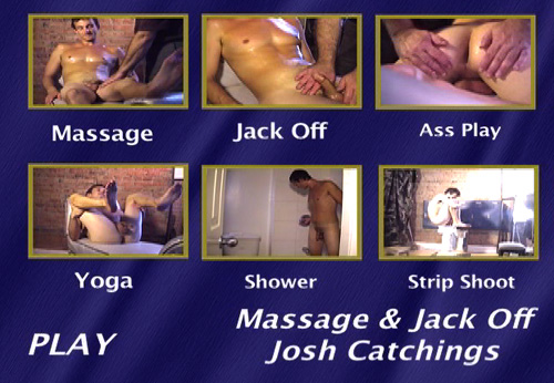 Massage-&-Jack-Off-Josh-Catchings-gay-dvd
