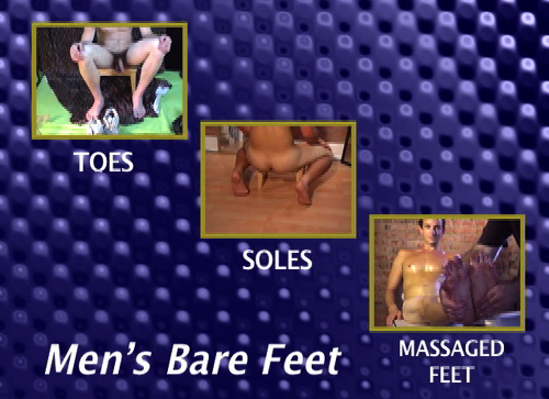 Men's-Bare-Feet---Toes-Soles-Massaged-gay-dvd