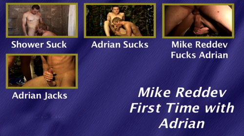 Mike-Reddev-First-Time-with-Adrian-gay-dvd