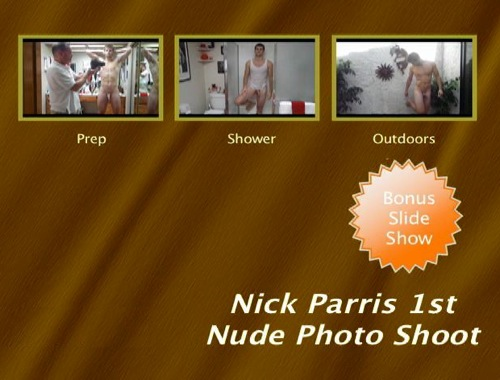 Nick-Parris-1st-Nude-Photo-Shoot-gay-dvd