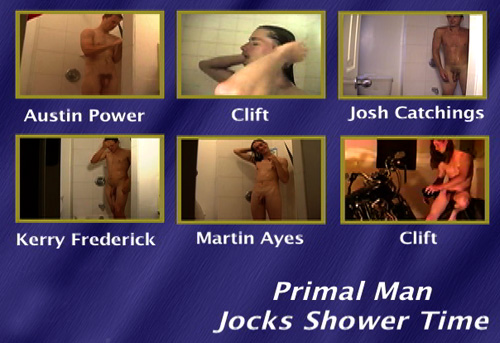 Primal-Man---Jocks-Shower-Time-gay-dvd