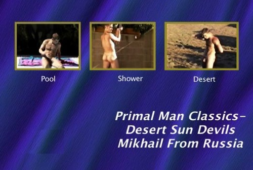 Primal-Man-Classics--Desert-Sun-Devils-Mikhail-From-Russia-gay-dvd