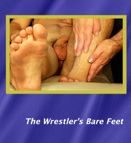 Primal-Man-The-Wrestler's-Bare-Feet-gay-dvd