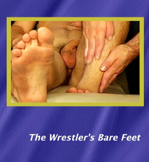 Primal-Man-The-Wrestler's-Bare-Feet-gay-dvd