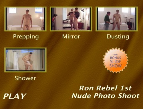 Ron-Rebel-1st-Nude-Photo-Shoot-gay-dvd