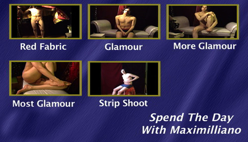Spend-The-Day-With-Maximilliano-gay-dvd