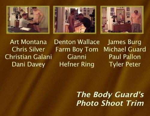 The-Body-Guards-Photo-Shoot-Trim-gay-dvd