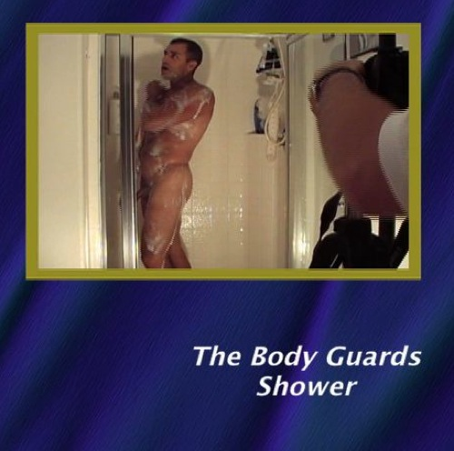 The-Body-Guards-Shower-gay-dvd