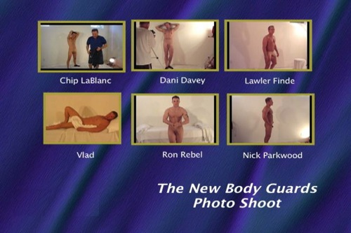 The-New-Body-Guards-Photo-Shoot-gay-dvd