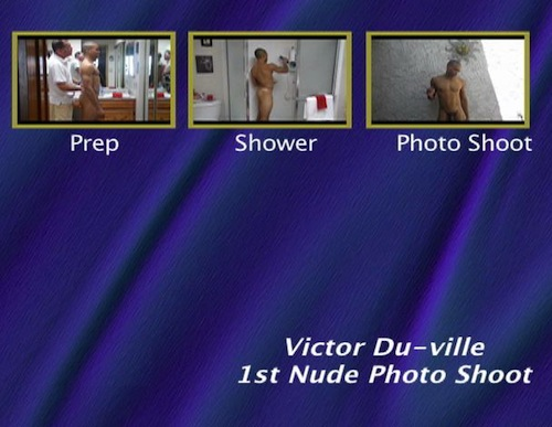 Victor-Du-ville-1st-Nude-Photo-Shoot-gay-dvd