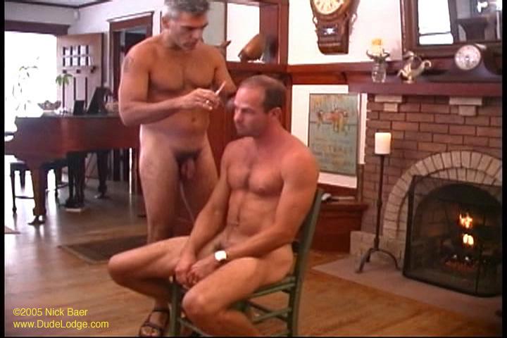 gay barber porn